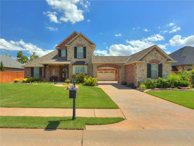 7612 NW 134th Street, Oklahoma City, OK 73142 (MLS #871299) :: Homestead & Co