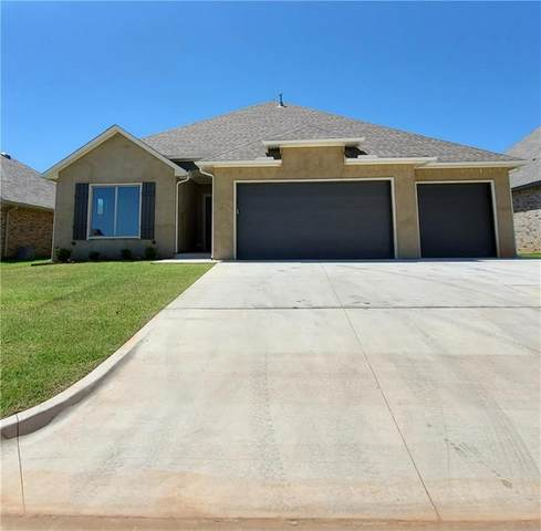 2531 Shady Hollow, Choctaw, OK 73020 (MLS #887891) :: Homestead & Co