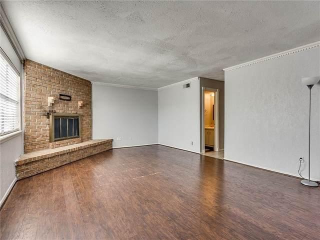 401 SE 12th Avenue #207, Norman, OK 73071 (MLS #898593) :: Erhardt Group at Keller Williams Mulinix OKC