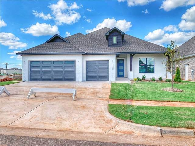 6409 NW 156th Street, Edmond, OK 73013 (MLS #905043) :: Erhardt Group at Keller Williams Mulinix OKC