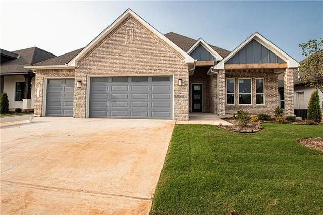 6405 NW 156th Street, Edmond, OK 73013 (MLS #905080) :: Erhardt Group at Keller Williams Mulinix OKC