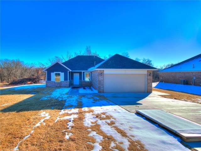11650 Cedar Street, Guthrie, OK 73044 (MLS #908761) :: ClearPoint Realty