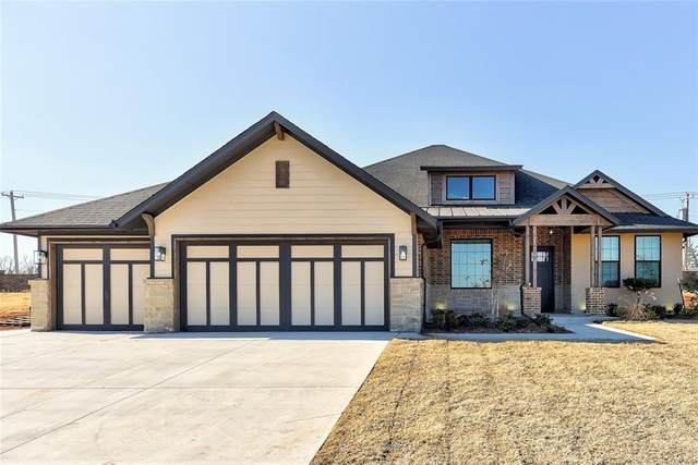 13417 Emerald Island Drive, Oklahoma City, OK 73142 (MLS #915258) :: The UB Home Team at Whittington Realty