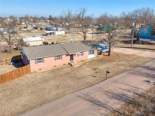 307 SE 8th Street, Luther, OK 73054 (MLS #924709) :: Your H.O.M.E. Team