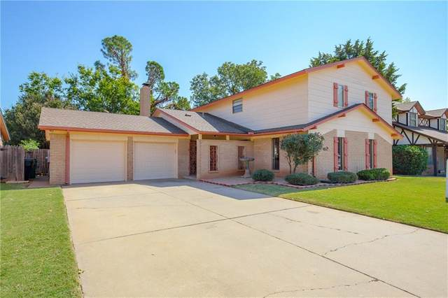 12112 W Coburg Avenue, Oklahoma City, OK 73170 (MLS #930497) :: Homestead & Co