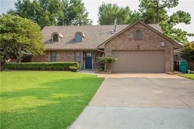 2636 NW 58th Street, Oklahoma City, OK 73112 (MLS #964697) :: Meraki Real Estate