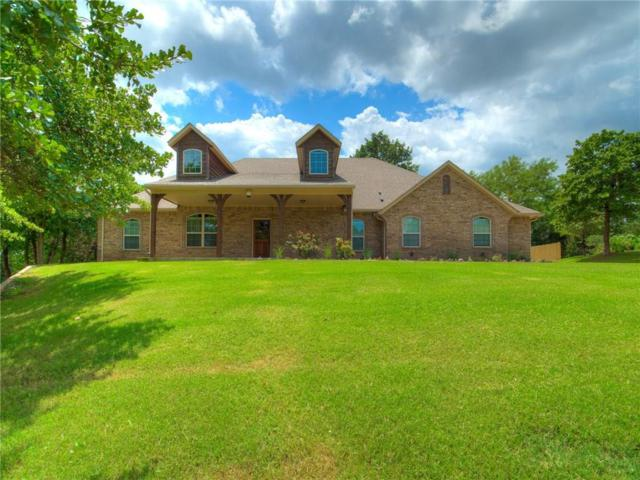 4221 Timberline Trail, Edmond, OK 73034 (MLS #780901) :: UB Home Team