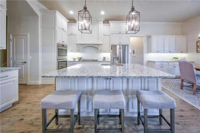5205 NW 159th Terrace, Edmond, OK 73013 (MLS #781352) :: Wyatt Poindexter Group