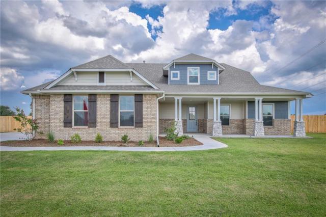 11616 Marbella Drive, Oklahoma City, OK 73173 (MLS #797983) :: Wyatt Poindexter Group