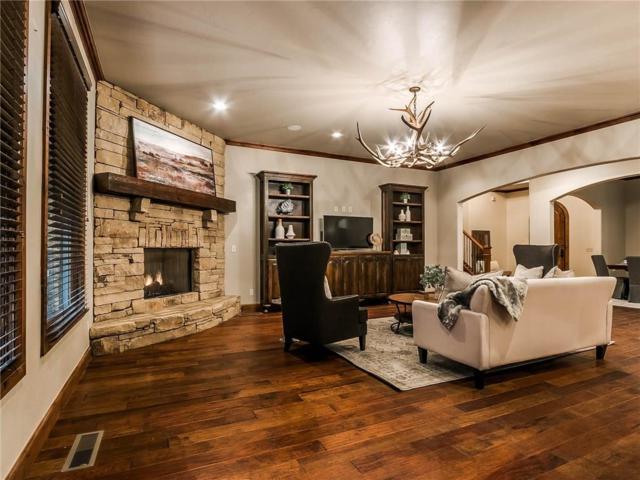 2408 Bull Run Drive, Edmond, OK 73034 (MLS #800866) :: Barry Hurley Real Estate