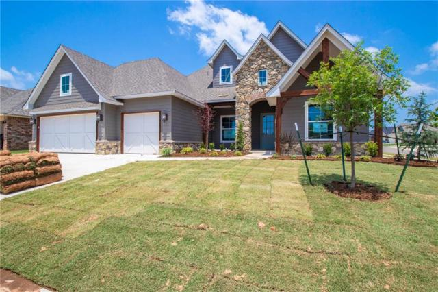 801 NW 186th Street, Edmond, OK 73012 (MLS #807351) :: Wyatt Poindexter Group