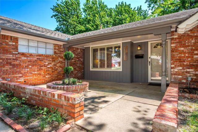 8412 S Country Club Drive, Oklahoma City, OK 73159 (MLS #830165) :: Wyatt Poindexter Group