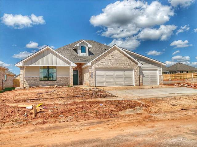 8225 NW 151st Terrace, Edmond, OK 73013 (MLS #905021) :: Erhardt Group at Keller Williams Mulinix OKC