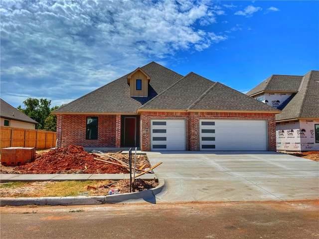 15909 Aparados Way, Edmond, OK 73013 (MLS #948060) :: Maven Real Estate