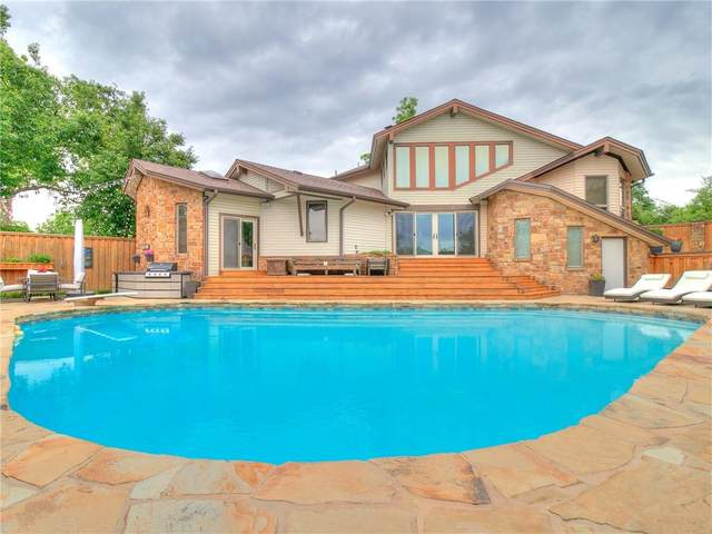 1613 Sunset Lane, Oklahoma City, OK 73127 (MLS #960400) :: The UB Home Team at Whittington Realty