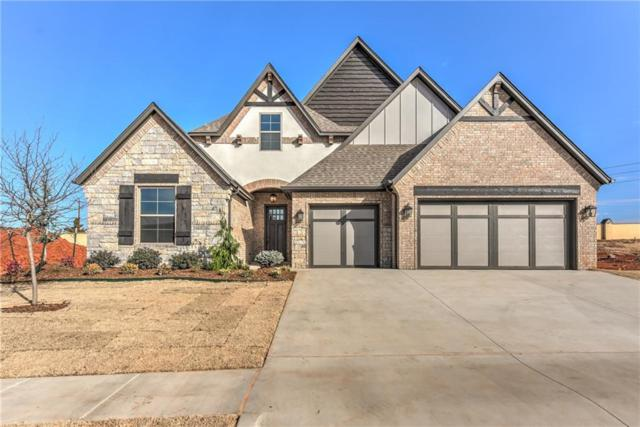 14716 Avignon Lane, Yukon, OK 73099 (MLS #793151) :: Wyatt Poindexter Group