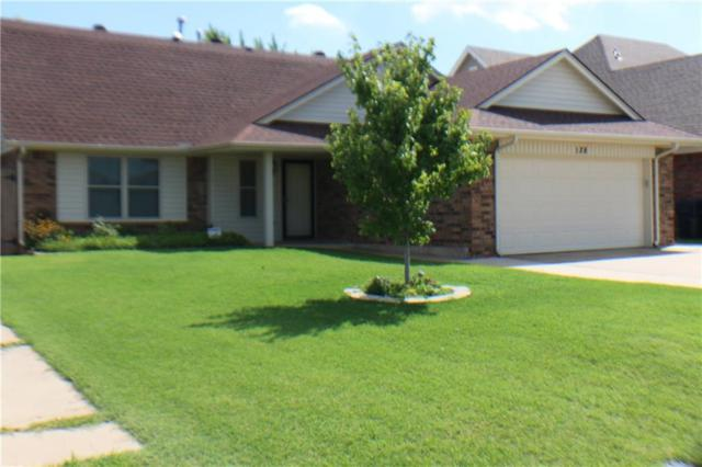 128 SW 148th Street, Oklahoma City, OK 73170 (MLS #817362) :: Wyatt Poindexter Group