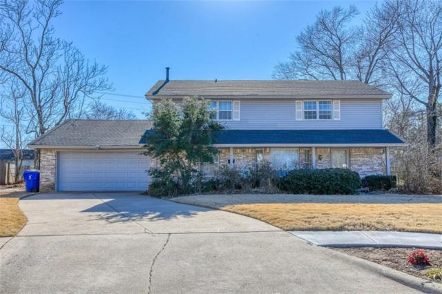824 Annie Court, Norman, OK 73069 (MLS #850375) :: Homestead & Co