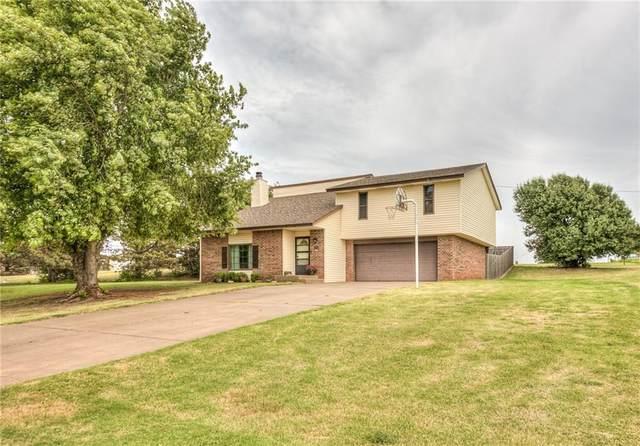 10494 N 2401 Road, Weatherford, OK 73096 (MLS #878093) :: Keri Gray Homes