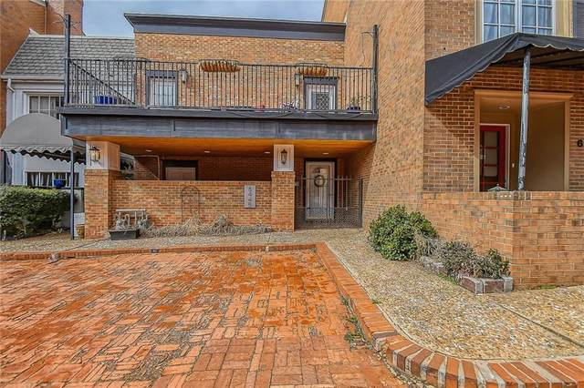 6445 Brandywine Lane No5, Oklahoma City, OK 73116 (MLS #900063) :: The UB Home Team at Whittington Realty