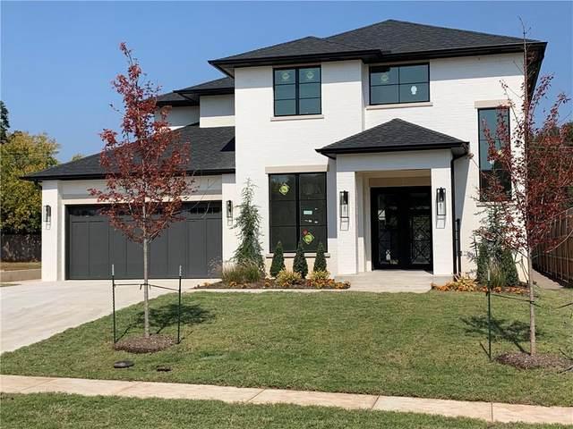 2737 W Country Club Drive, Oklahoma City, OK 73116 (MLS #943401) :: KG Realty