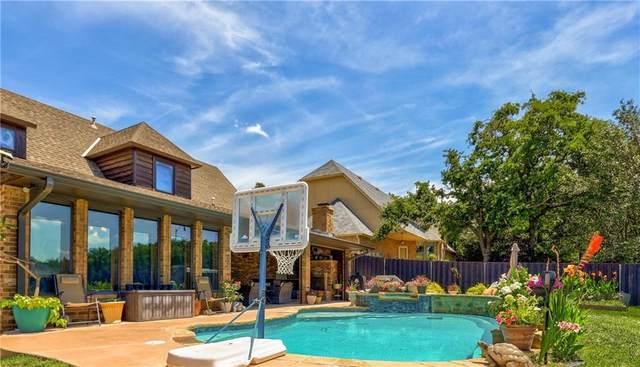 3200 Sawgrass, Edmond, OK 73034 (MLS #966055) :: Meraki Real Estate