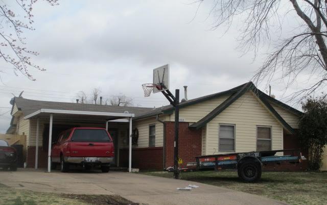 1453 SW 65th Street, Oklahoma City, OK 73159 (MLS #745669) :: Richard Jennings Real Estate, LLC