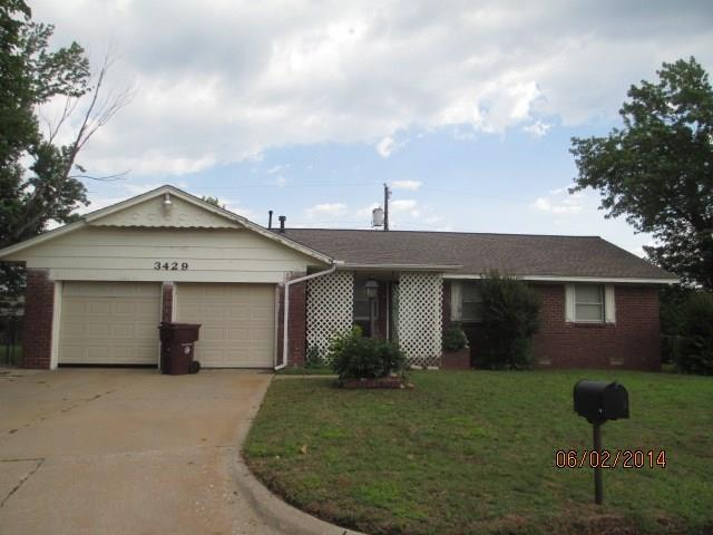 3429 Paradise Circle, Spencer, OK 73084 (MLS #762141) :: Wyatt Poindexter Group
