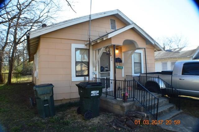 26 Jefferson, Seminole, OK 74868 (MLS #763283) :: Wyatt Poindexter Group