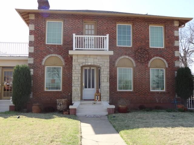 520 N College, Cordell, OK 73632 (MLS #765345) :: Wyatt Poindexter Group