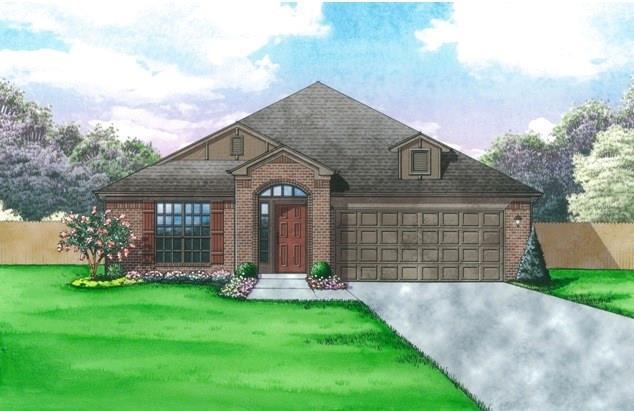 1240 SW 158th Street, Oklahoma City, OK 73170 (MLS #766046) :: Richard Jennings Real Estate, LLC