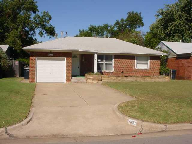 4033 NW 19th Street, Oklahoma City, OK 73107 (MLS #769254) :: Wyatt Poindexter Group