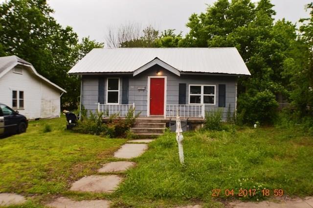 35 Jefferson, Seminole, OK 74868 (MLS #771034) :: Wyatt Poindexter Group