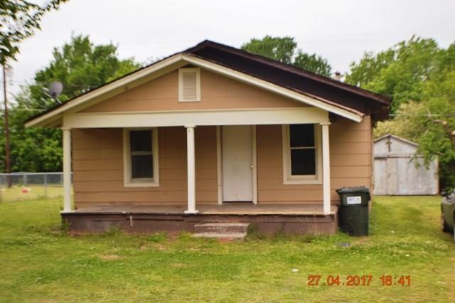 709 E, Seminole, OK 74868 (MLS #771041) :: Wyatt Poindexter Group