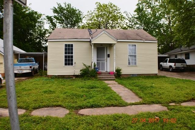 210 Jefferson, Seminole, OK 74868 (MLS #771045) :: Wyatt Poindexter Group