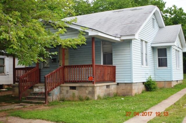 238 Jefferson, Seminole, OK 74868 (MLS #771050) :: Wyatt Poindexter Group