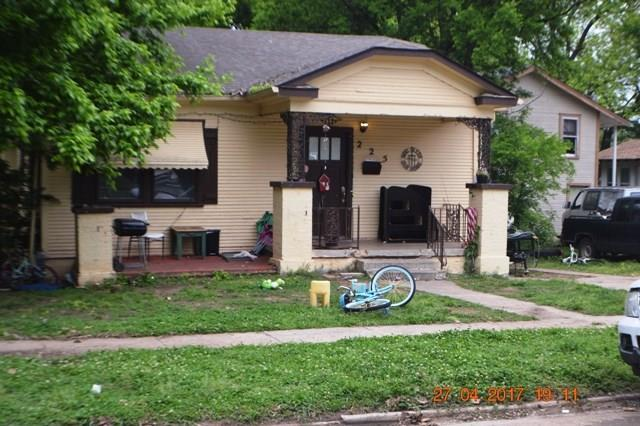 225 Jefferson, Seminole, OK 74868 (MLS #771053) :: Wyatt Poindexter Group