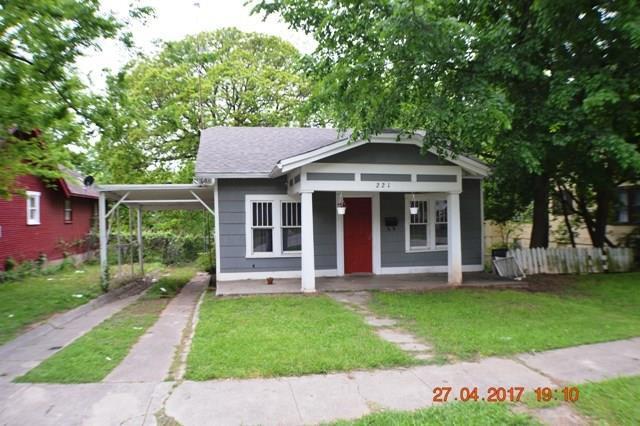 221 Jefferson, Seminole, OK 74868 (MLS #771135) :: Wyatt Poindexter Group