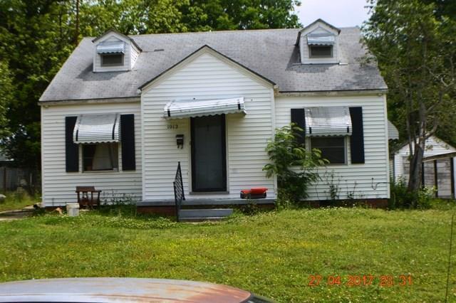 1012 Harding, Seminole, OK 74868 (MLS #771292) :: Wyatt Poindexter Group