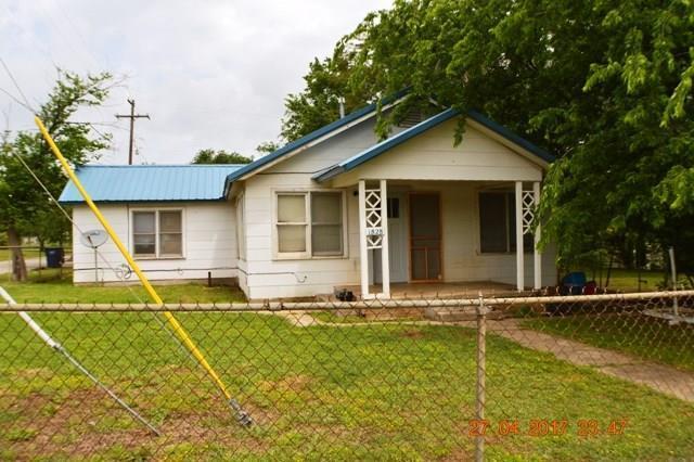 1828 W Strothers, Seminole, OK 74868 (MLS #771297) :: Wyatt Poindexter Group