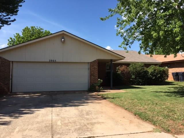 3905 Oak Valley Road, Oklahoma City, OK 73135 (MLS #777457) :: Richard Jennings Real Estate, LLC