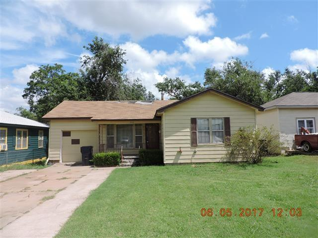713 NE 31st Street, Oklahoma City, OK 73105 (MLS #778105) :: Richard Jennings Real Estate, LLC