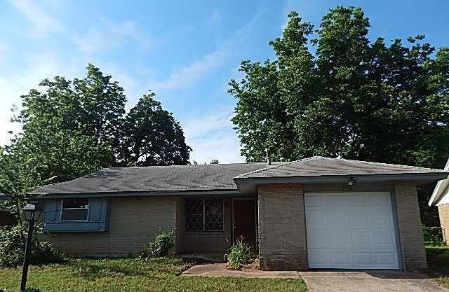 3416 Lazy Lane, Del City, OK 73115 (MLS #778224) :: Richard Jennings Real Estate, LLC