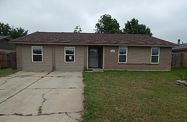 3205 SW 84th Street, Oklahoma City, OK 73159 (MLS #778234) :: Richard Jennings Real Estate, LLC
