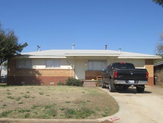 2333 Becker Place, Del City, OK 73115 (MLS #778393) :: Richard Jennings Real Estate, LLC