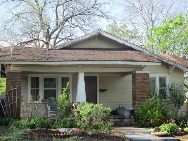 1312 W Park Place, Oklahoma City, OK 73106 (MLS #778427) :: Richard Jennings Real Estate, LLC