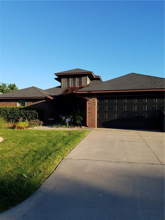 5616 SE 85th Street, Oklahoma City, OK 73135 (MLS #778945) :: Richard Jennings Real Estate, LLC