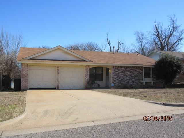 5008 Brookdale Street, Del City, OK 73135 (MLS #779063) :: Richard Jennings Real Estate, LLC