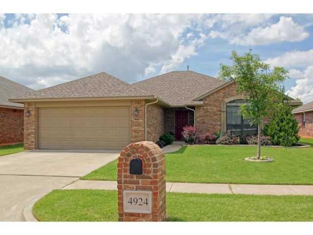 4924 NW 164th Terrace, Edmond, OK 73013 (MLS #779918) :: Homestead + Co
