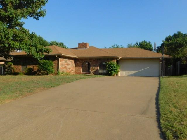 1317 Arizona Avenue, Chickasha, OK 73018 (MLS #779945) :: Homestead + Co
